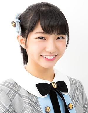 AKB48横道侑里、17歳の誕生日! [2000年10月23日生まれ]