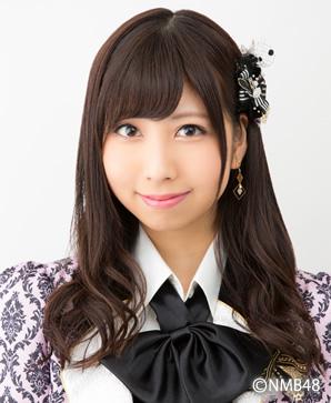 NMB48鵜野みずき、21歳の誕生日! [1996年10月23日生まれ]