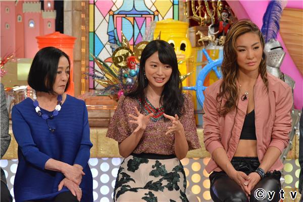 「ダウンタウンDX」NGT48北原里英のすっぴん&パジャマ姿が白日の下に! [11/2 21:00~]
