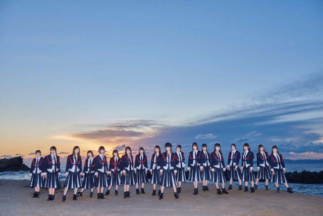 NGT48 2ndシングル「世界はどこまで青空なのか?」タイトル&ジャケット公開!