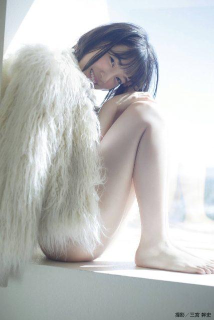 堀未央奈 1st写真集「君らしさ」