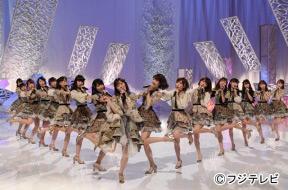 「MUSIC FAIR」出演:AKB48 ♪ 11月のアンクレット [11/18 18:00~]