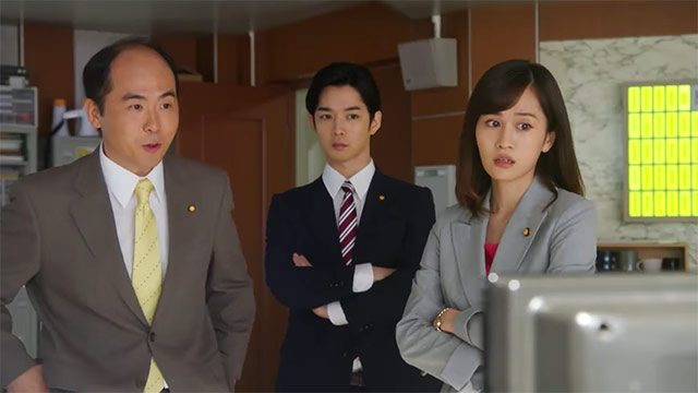 「民衆の敵 ~世の中、おかしくないですか!?~」第7話 * 出演:前田敦子 [12/4 21:00~]