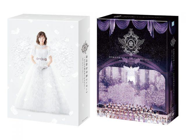 「渡辺麻友卒業コンサート 〜みんなの夢が叶いますように〜」DVD&Blu-ray 明日発売!