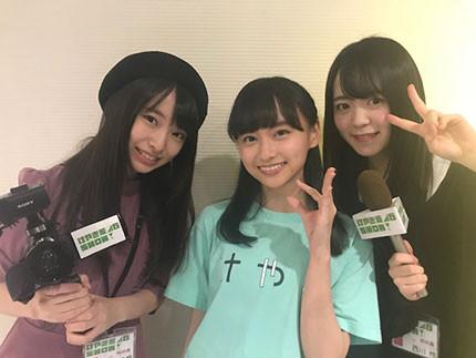 「AKB48SHOW!別冊・ひらがなけやきSHOW!」出演:久保怜音、西川怜(AKB48) [1/20 23:45~]