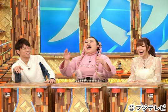 「痛快TV スカッとジャパン」初登場!朝ドラ女優・夏菜がウザい悪女を熱演 * 出演:指原莉乃(HKT48) [1/29 19:57~]