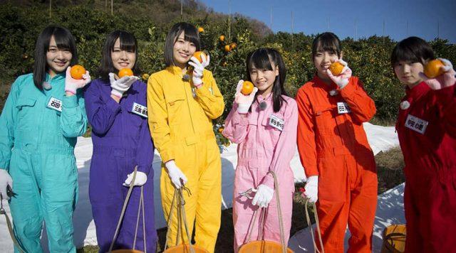 「STU48 イ申テレビ」Vol.3:ミカン大作戦 前編 [2/4 20:30~]