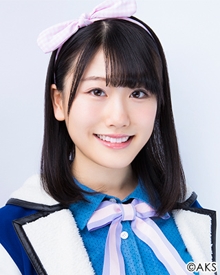 HKT48小田彩加、19歳の誕生日! [1999年2月9日生まれ]