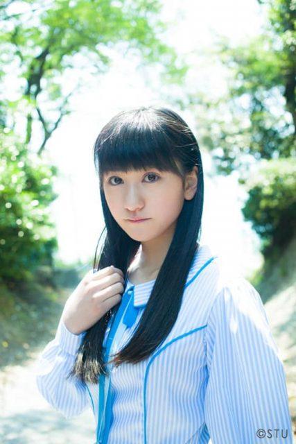 STU48大谷満理奈、14歳の誕生日! [2004年2月14日生まれ]