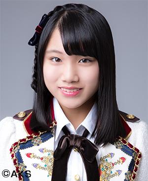 SKE48片岡成美、15歳の誕生日! [2003年3月13日生まれ]