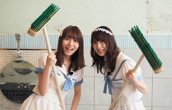 SKE48大場美奈・高柳明音「SKE48がひとっ風呂浴びさせて頂きます!」#2:御谷湯(東京都墨田区) [3/22 26:00~]