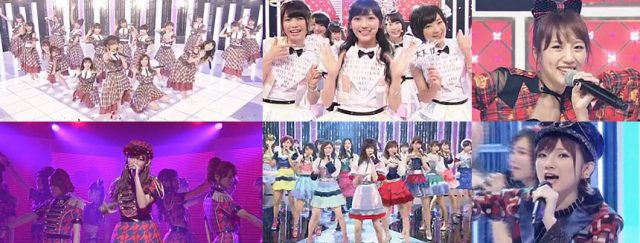 「AKB48SHOW! Re-mix」#12:AKB48歴代シングル特集! [4/1 23:45~]