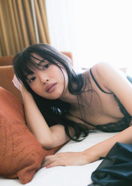 NGT48北原里英「週刊プレイボーイ 2018年 No.18」グラビア掲載! <旅立ちの前に> [4/16発売]