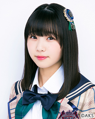 HKT48熊沢世莉奈、21歳の誕生日! [1997年4月17日生まれ]