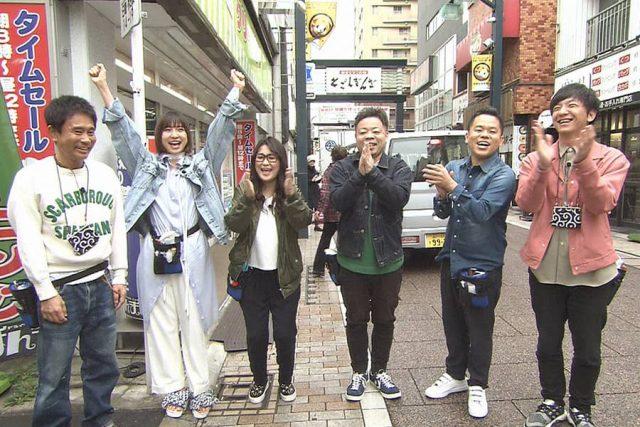 篠田麻里子「浜ちゃんが!」戸越銀座商店街でお弁当を作る! [4/18 25:59~]