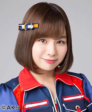 SKE48 青木詩織、23歳の誕生日! [1996年4月22日生まれ]