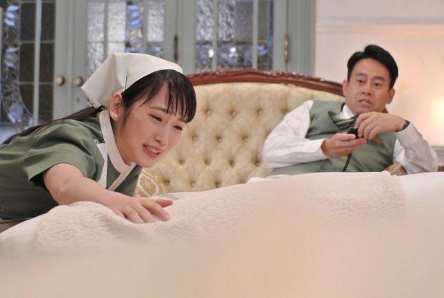 川栄李奈「崖っぷちホテル!」第3話:役職復帰を賭け大勝負!大逆転なるか!? [4/29 22:30~]