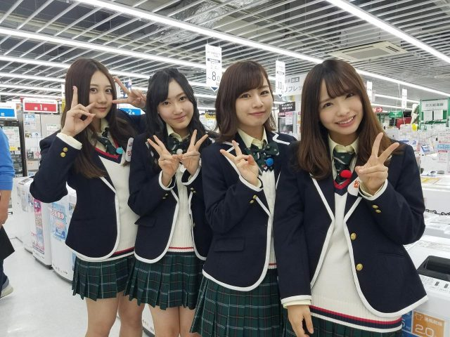 「SKE48 むすびのイチバン!」家電アイドルの称号を手に入れろ! [5/8 24:25~]