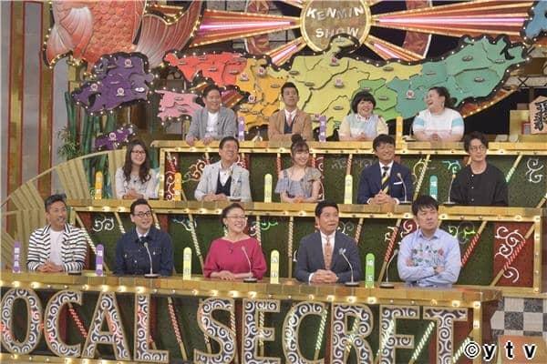 SKE48須田亜香里「秘密のケンミンSHOW」全国秘密の天ぷら祭り!もずく?饅頭?衝撃天ぷら続々 [5/10 21:00~]