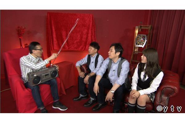 NMB48渋谷凪咲「ワケあり!レッドゾーン」懐かしのラジカセを集めまくる…ラジカセキング! [5/10 26:29~]