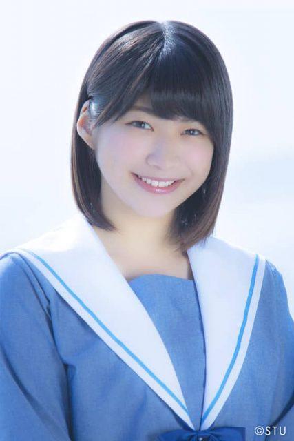 STU48藤原あずさ、20歳の誕生日! [1998年5月10日生まれ]