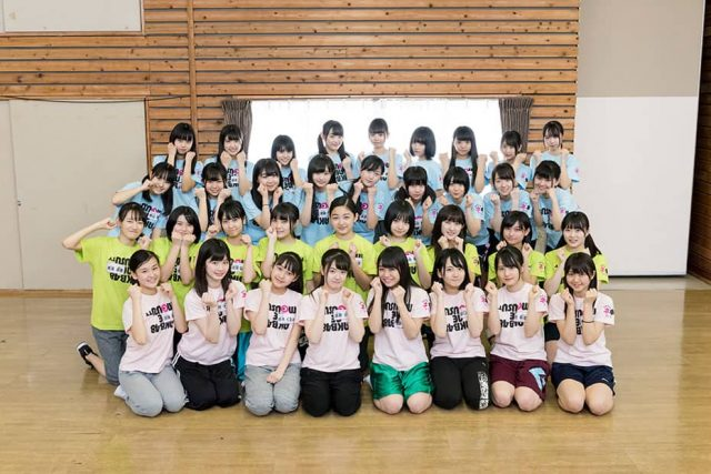 「AKB48 ネ申テレビ シーズン28」Vol.3:柏木プロデュース公演合宿 PART2 [5/20 20:00~]