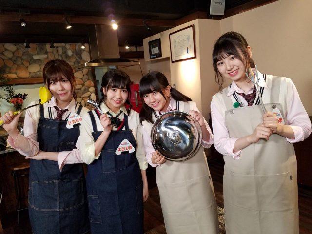 「SKE48 むすびのイチバン!」原点回帰!おむすび企画を敢行! [5/15 24:25~]
