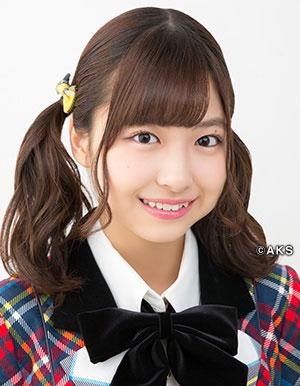 AKB48橋本陽菜、18歳の誕生日! [2000年5月25日生まれ]