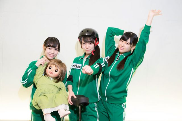 「STU48 イ申テレビ シーズン2」Vol.4:特技を磨け!20日間チャレンジ 後編 [5/27 20:30~]