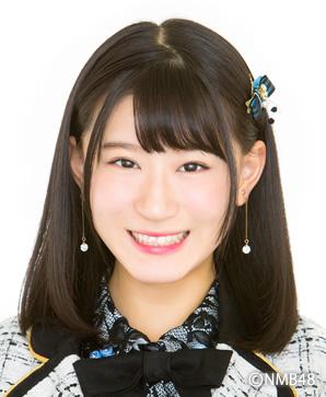NMB48上西怜、17歳の誕生日! [2001年5月28日生まれ]