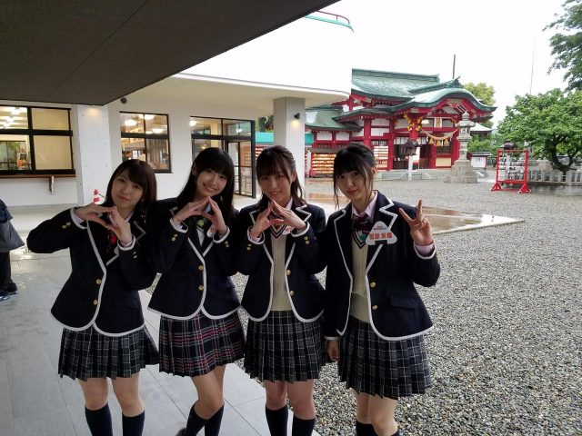 「SKE48 むすびのイチバン!」ナゴヤドーム周辺の1番スポット巡ってゲン担ぎ [5/29 24:25~]