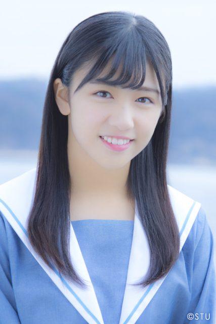 STU48磯貝花音、18歳の誕生日! [2000年6月1日生まれ]