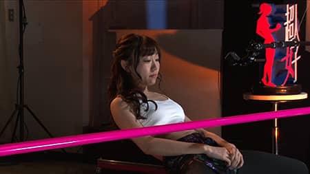 SKE48須田亜香里「超人女子」超人軟体女子!リンボーバトル第2章! [6/14 25:31~]