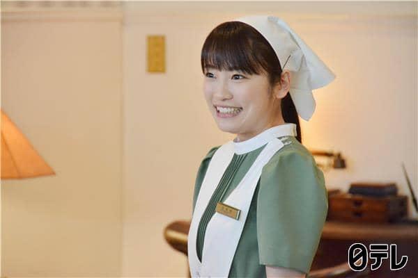 川栄李奈「崖っぷちホテル!」最終話:最後のインヴルサは、楽しく、切ない [6/17 22:30~]