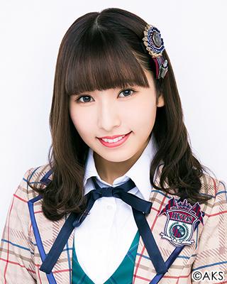 HKT48栗原紗英、22歳の誕生日! [1996年6月20日生まれ]