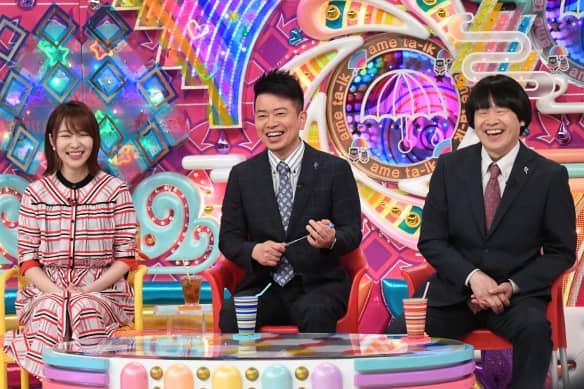 HKT48指原莉乃「アメトーーク!」胸デカイ芸人 [6/21 23:20~]
