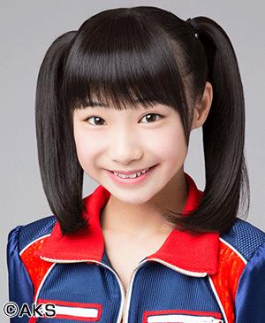 SKE48倉島杏実、13歳の誕生日! [2005年6月28日生まれ]