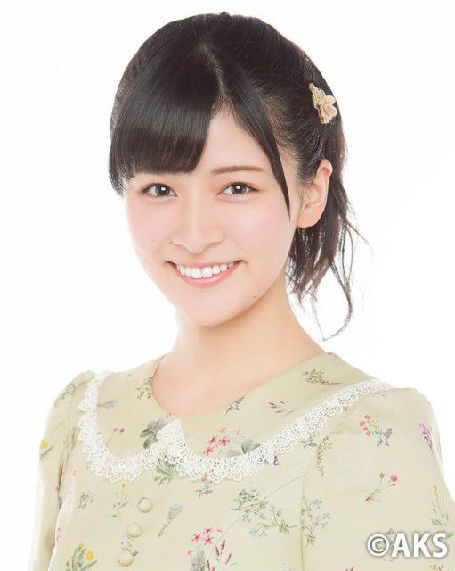 NGT48村雲颯香、21歳の誕生日! [1997年7月5日生まれ]