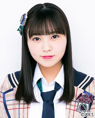 HKT48山内祐奈、19歳の誕生日! [1999年7月6日生まれ]