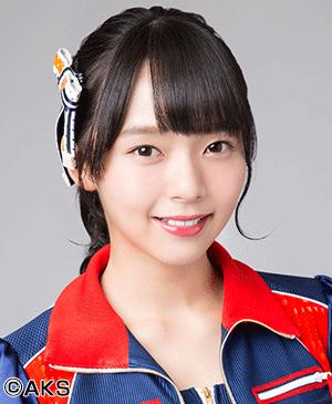 SKE48髙畑結希、23歳の誕生日! [1995年7月18日生まれ]