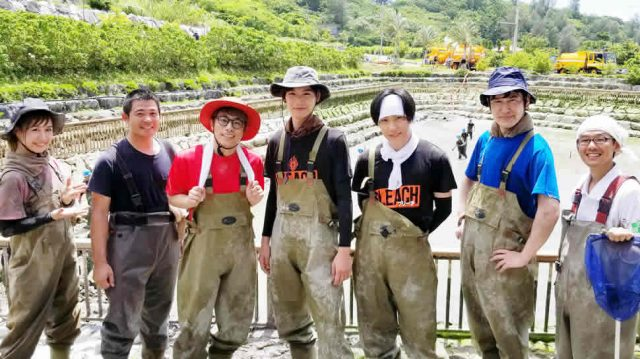 AKB48大家志津香「緊急SOS!池の水ぜんぶ抜く大作戦」沖縄で出た出た!超巨大怪物ウナギ&熱帯魚 [7/22 19:54~]