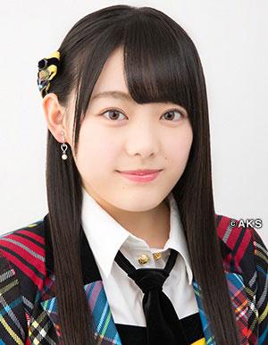 AKB48佐藤詩識、17歳の誕生日! [2001年7月22日生まれ]