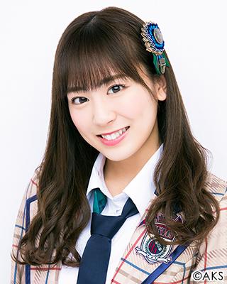 HKT48坂口理子、24歳の誕生日! [1994年7月26日生まれ]