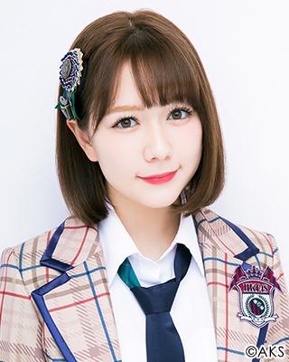 HKT48村重杏奈、20歳の誕生日! [1998年7月29日生まれ]