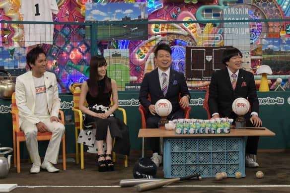 NMB48山本彩「アメトーーク!」松坂大輔芸人(高校野球芸人・延長戦) [8/2 23:15~]