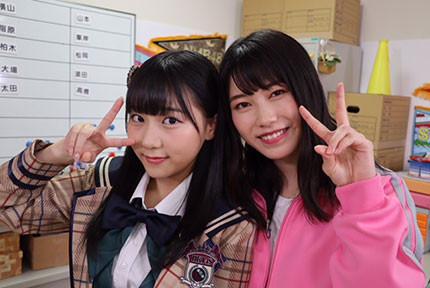 「AKB48SHOW!」#194:コント妄想少女大場 / はんなり相談室・田中美久 ほか [8/5 23:00~]