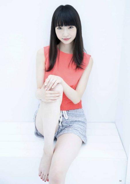 NGT48荻野由佳「週刊 東京ウォーカー+ 2018年 No.32」インタビュー掲載! [8/8発売]