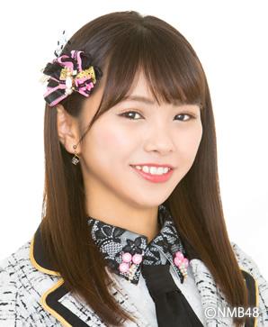 NMB48磯佳奈江、25歳の誕生日! [1993年8月9日生まれ]
