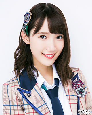 HKT48田中菜津美、18歳の誕生日! [2000年8月10日生まれ]