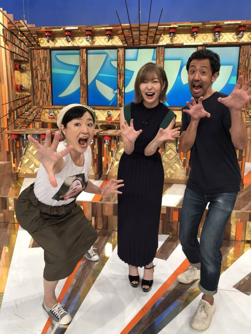 HKT48指原莉乃「痛快TV スカッとジャパン」いま話題『カメラを止めるな!』俳優陣が続々登場! [8/13 19:57~]